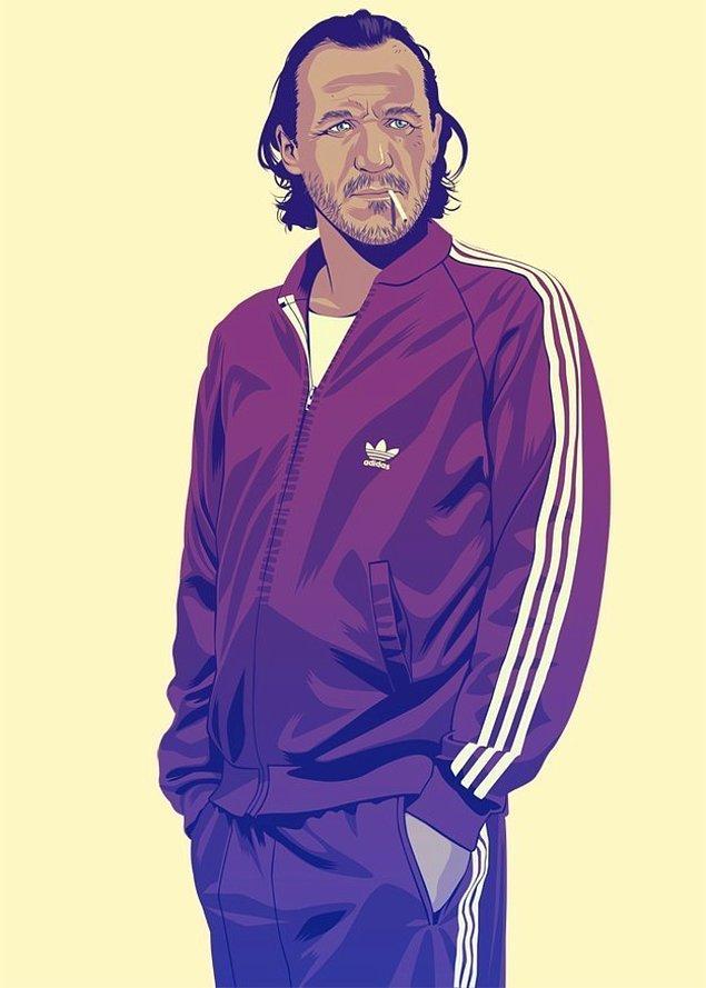 19. Bronn.