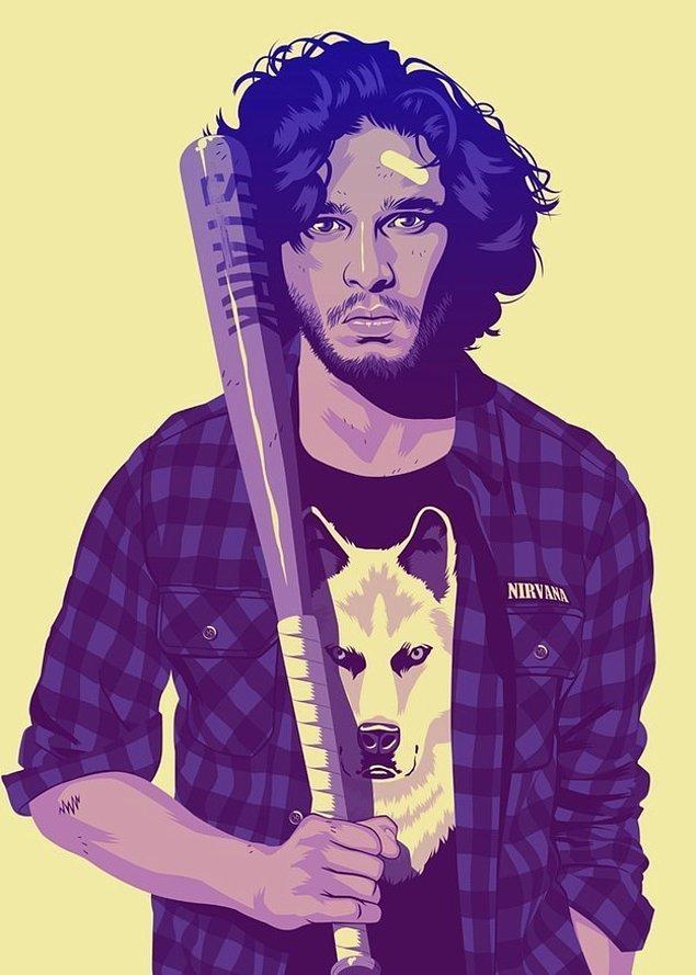 22. Jon Snow.