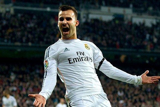 10. Jese Rodriguez (Real Madrid)