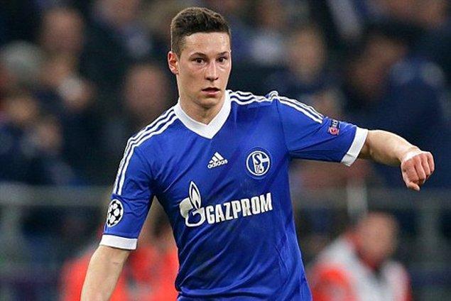 8. Julian Draxler (Schalke)