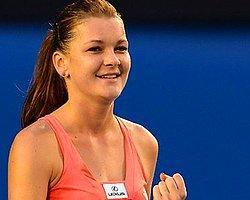Radwasnka Roland Garros'dan Elendi