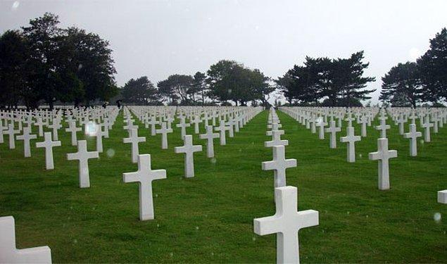 9. Mezarlıktan geçerken nefesini tutmak