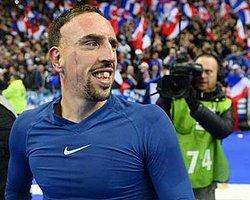 Ribery'den Müjdeli Haber