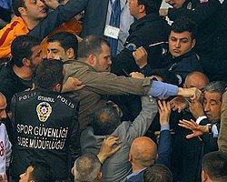 G.Saray'a 2 Maç Seyircisiz Oynama Cezası