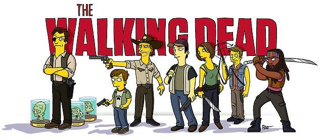 4. The Walking Dead