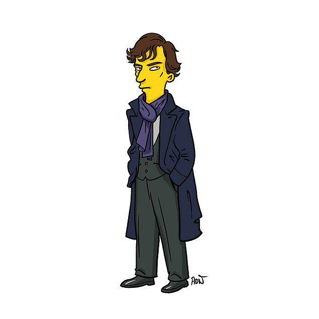 6. Sherlock