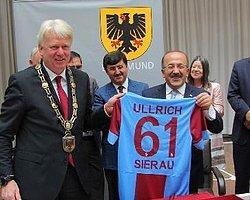 Dortmund İle Trabzon Kardeş Oldu