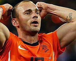Hollandalı Yıldızdan Sneijder'e Şok Sözler
