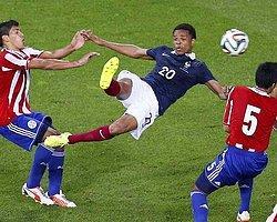 Fransa'nın Hevesi Kursağında Kaldı: 1-1