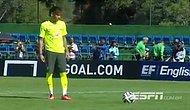 Neymar'dan Kaleci Beyni Yakan Penaltı Vuruşu