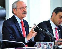 CHP'de Oran'dan Kılıçdaroğlu'na Eleştiri