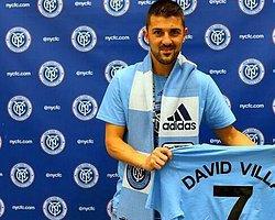 Ve David Villa İmzayı Attı!
