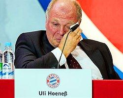 Eski Bayern Münih Başkanı Hoeness Cezaevinde