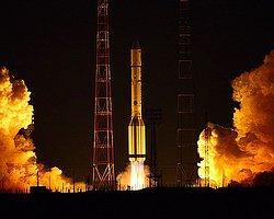 Türksat 4A Yeni Yörüngesine Hareket Etti