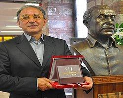 Orhan Kemal Ödülü Hamdi Koç'a