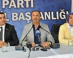 AKP'de İstifa Depremi