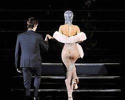 Rihanna Ödülünü Böyle Aldı