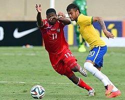 Neymar Yıldızlaştı, Brezilya Patladı