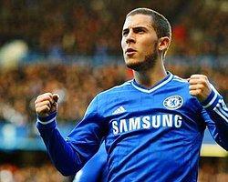 Hazard'dan Chelseali Taraftarlara Müjde