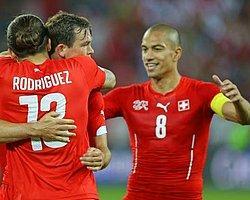 İsviçre Dünya Kupası'na Hazır Gidiyor