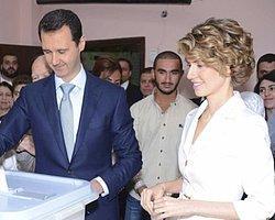 Suriye'de Esad 3. Kez Devlet Başkanı Seçildi