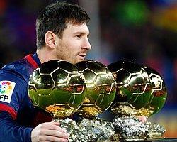 """""""En Değerlisi"""" Messi"""