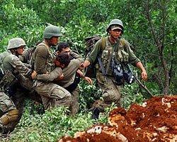 Lice'de bir asker vuruldu | DHA