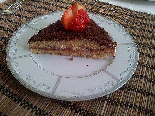 Vanilyalı Vegan Kek