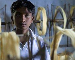 5,5 Milyon Çocuk Köle İşçi