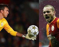 Galatasaray'da Muslera ve Sneijder Satılacak mı?