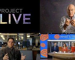 Twitter'dan Yaratıcılık Konulu Belgesel: Project #Live