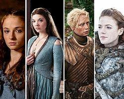 Game Of Thrones Kadınlarının Erkeklerinden Daha Belalı Olduklarının 33 Kanıtı