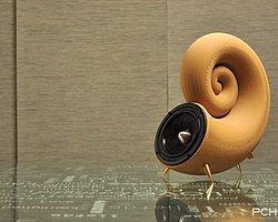 Muhteşem 3D Yazıcı Harikası Ahşap Hoparlör
