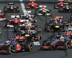 Rosberg İlk Sırada Start Alacak