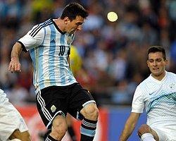 Arjantin'den Rahat Prova