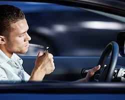 'Bugüne Kadar Sigara İçen Hiçbir Sürücüye Ceza Kesilmedi'
