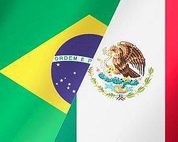 Brezilya – Meksika