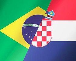 Brezilya – Hırvatistan