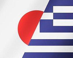 Japonya - Yunanistan