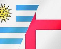 Uruguay – İngiltere