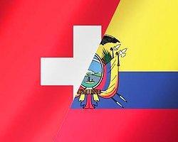 İsviçre – Ekvador