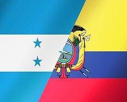Honduras – Ekvador