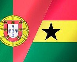 Portekiz – Gana