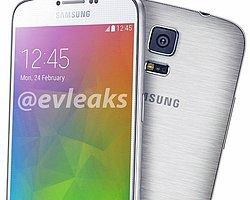 Samsung Galaxy F'in Basın Görseli Sızdı