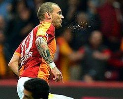 Sneijder Galatasaray'ı Düşünüyor
