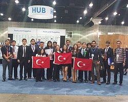 Intel Isef'te Dört Türk Projesine Ödül!