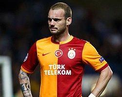 İşte Wesley Sneijder'in Planı!