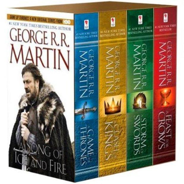 Game of Thrones Kitaplarında Olup Dizide Olmayan 9 Olay