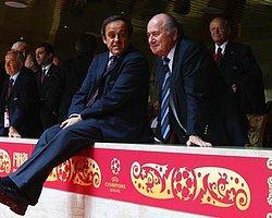 UEFA'dan FIFA'ya Sert Uyarı