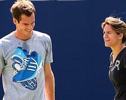 Murray, Wimbledon'a Yeni Antrenörü Amelie Mauresmo İle Hazırlanıyor